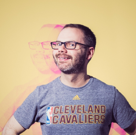 photo of Josh Womack, copywriter and writer